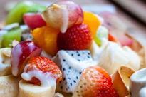 酸奶水果沙拉简介