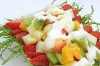 酸奶水果沙拉的营养价值