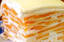 芒果千层蛋糕的营养价值