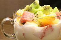 水果酸奶简介
