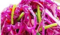 紫甘蓝的功效与作用 紫甘蓝怎么吃
